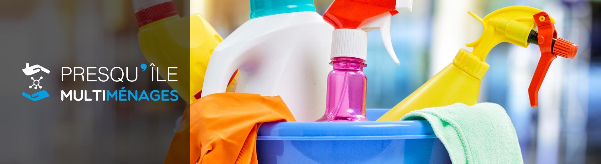 Service de ménage à domicile à Crozon